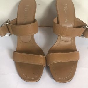 Prada Size 40 leather